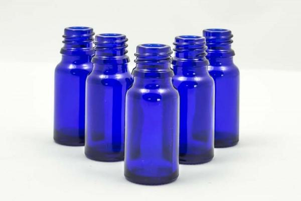 BLAUglasflasche 10 ml