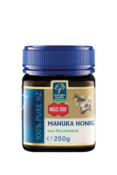 Manuka-Honig MGO 550+