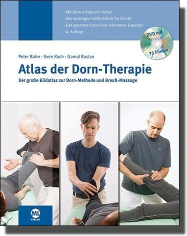 Atlas der Dorn-Therapie - Buch + Video-DVD