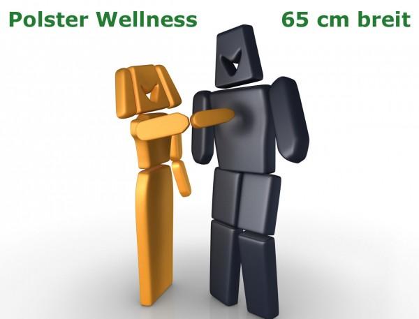 Liege Solid: Wellness-Polster für Liegenbreite 65 cm