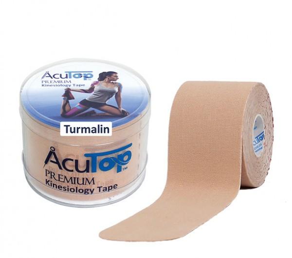 Kinesiology Tape AcuTop Premium Turmalin 5 m x 5 cm