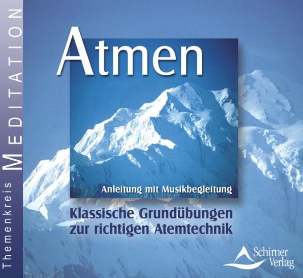 Atmen - Entspannungs-CD