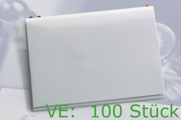 Karteitasche DIN A 4 - 100 Stück