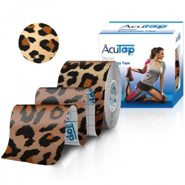 Acu Top DesignTape - 5 m x 5 cm Leopard