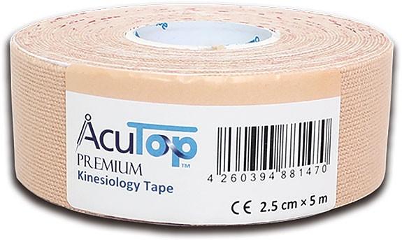 Kinesiology Tape AcuTop Premium 5 m x 2,5 cm