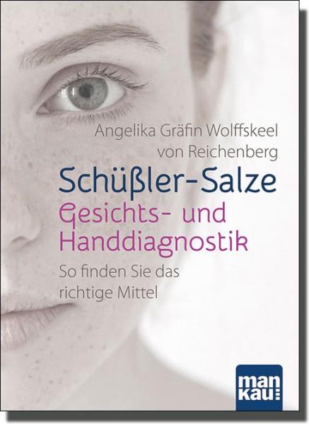 Schüßler-Salze Gesichts- und Handdiagnostik