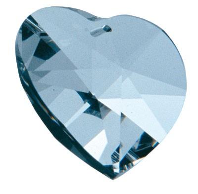 Regenbogenkristall Herz