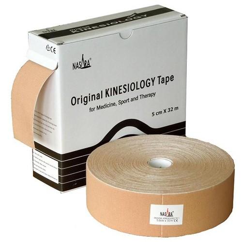 Kinesiology Tape Nasara 32 m x 5,0 cm