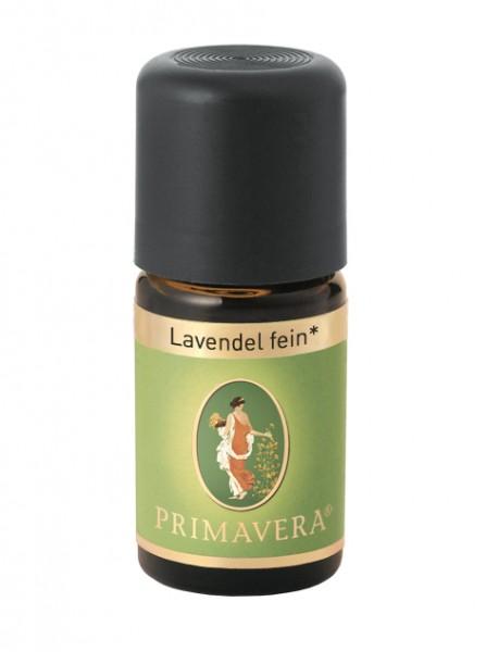 Ätherisches Öl - Lavendel fein* bio