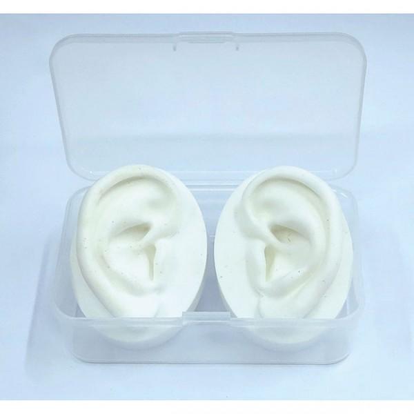 Modell Ohrakupunkturmodell - Soft Silikon - Set
