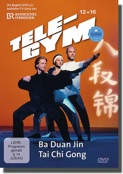 Ba Duan Jin & Tai Chi Gong - Video-DVD
