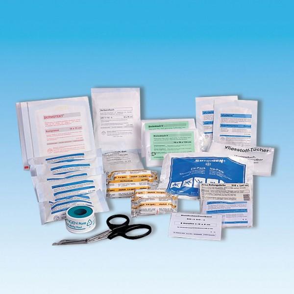 Erste-Hilfe-Ersatz-Füllung DIN 13157