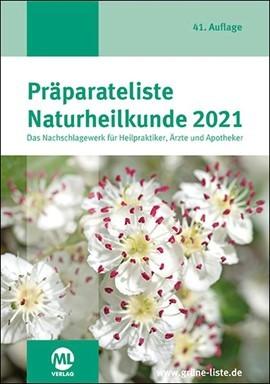 Präparateliste Naturheilkunde 2021