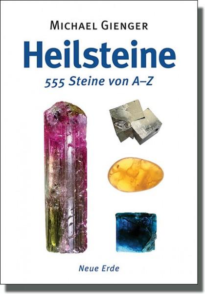 Heilsteine 555 Steine von A-Z - Buch