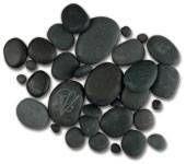 Massagesteine Hot-Stones - Lapis Vitalis - Basis-Set