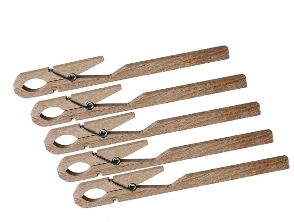 Reagenzglashalter - Holz - VE 5