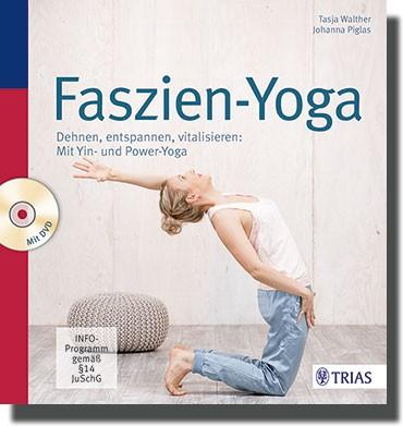 Faszien-Yoga - Buch + Video DVD - TRIAS