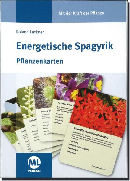 Energetische Spagyrik - Pflanzenkarten - Kartenset