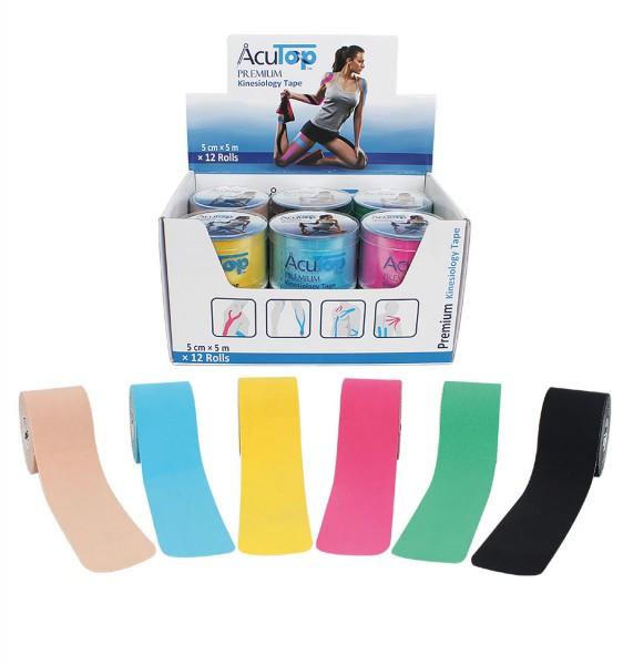 Kinesiology Tape AcuTop Premium 5 m x 5 cm