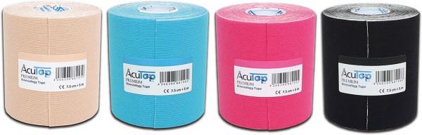 Kinesiology Tape AcuTop Premium 5 m x 7,5 cm