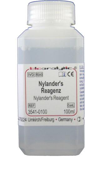 Nylander`s Reagenz
