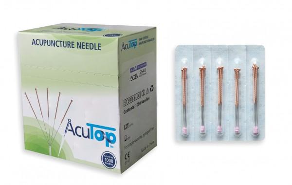 Akupunkturnadeln AcuTop 5CBs