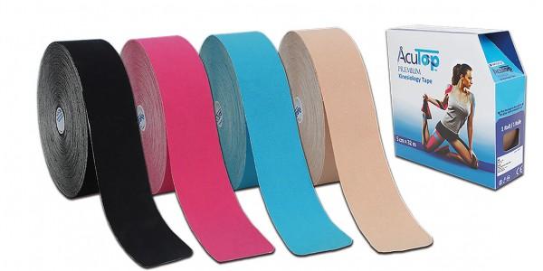 Kinesiology Tape AcuTop Premium 32 m x 5 cm
