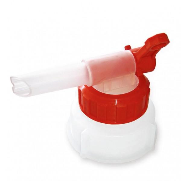 Auslaufhahn megro für 2-, 5-, 10-Liter-Kanister