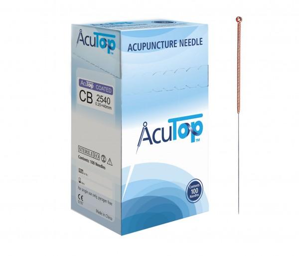 Akupunkturnadeln AcuTop CB