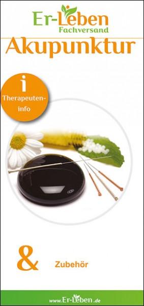 "Therapeuteninfo ""Akupunktur"""