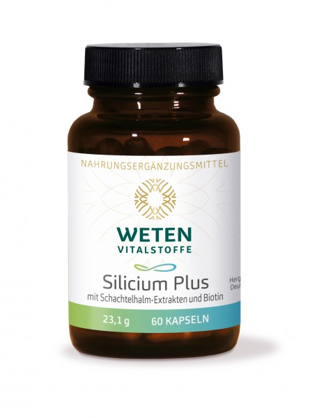 Weten Silicium Plus *60 Kapseln*