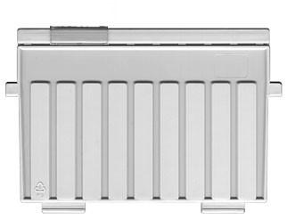 Stützplatten Kunststoff DIN A5 quer