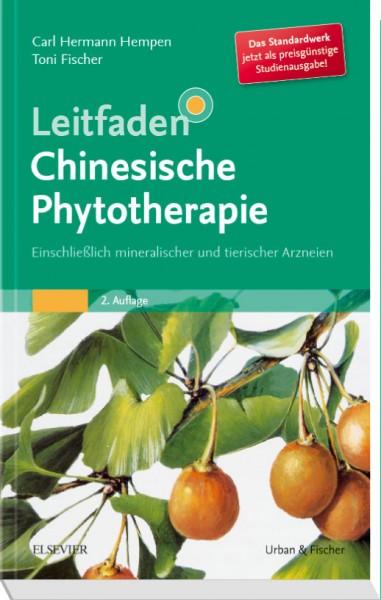 Leitfaden Chinesische Phytotherapie - Studienausgabe