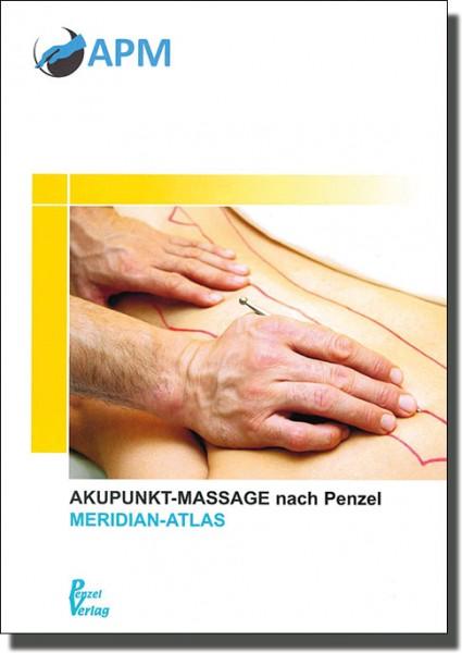 Meridian-Atlas Mensch - APM nach Penzel - A4 - geheftet