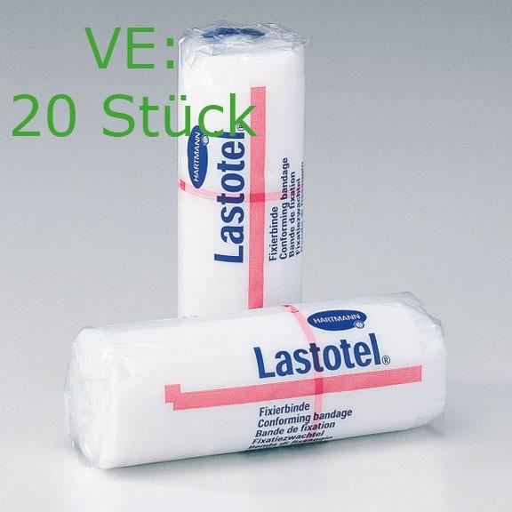 Fixierbinden Peha-Lastotel - 10 cm breit - 20 Rollen