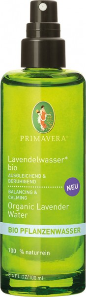 Hydrolat Lavendelwasser* bio 100 ml
