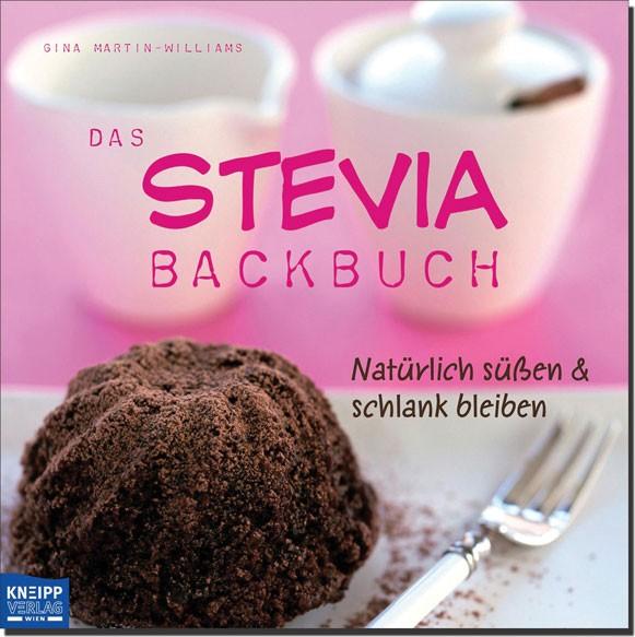 Das Stevia Backbuch - Mängelexemplar