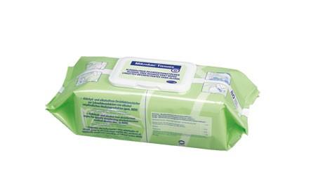 Mikrobac Tissues - 80 Tücher - (Bode)
