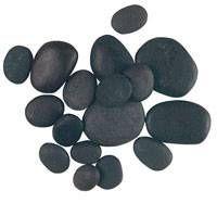 Massagesteine Hot-Stones - LapisVitalis - ErgänzungsSet