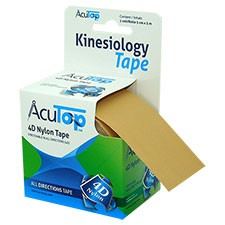 Kinesiology Tape AcuTop 4D Nylon 5 m x 5 cm