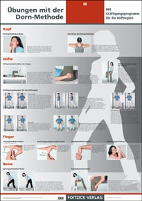 Übungen mit der Dorn-Methode - Patientenblatt