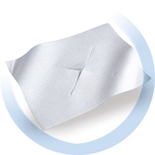 Einmal-Nasenschlitztücher