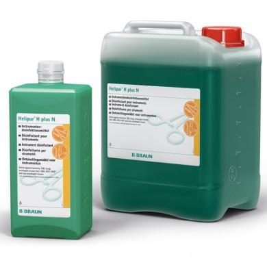 Helipur plus Instrumenten-Desinfektionsmittel 1 Liter Flasche