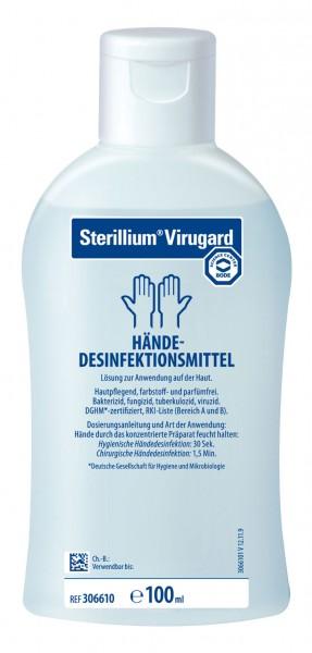 Sterillium Virugard - Händedesinfektionsmittel - viruzid