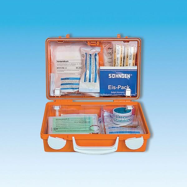 Erste-Hilfe-Koffer Quick CD - befüllt mit DIN 13157 - Söhngen