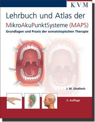Lehrbuch und Atlas der MikroAkuPunktSysteme (MAPS)