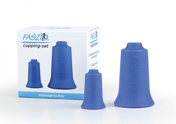 FASZIO® Cupping-Set inkl. Buch - Bundle