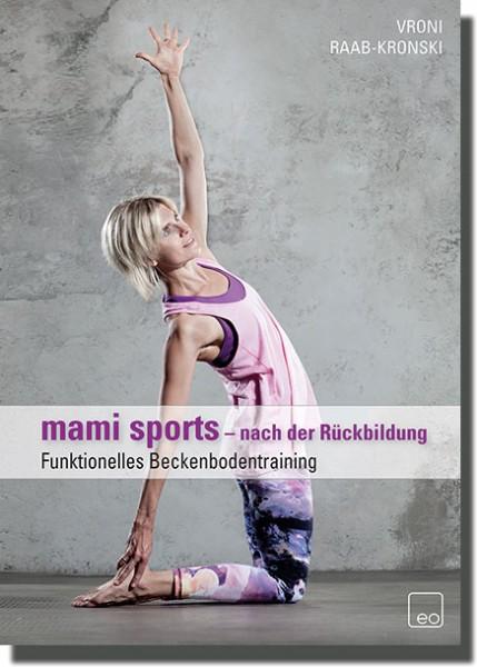mami sports - nach der Rückbildung - Video-DVD