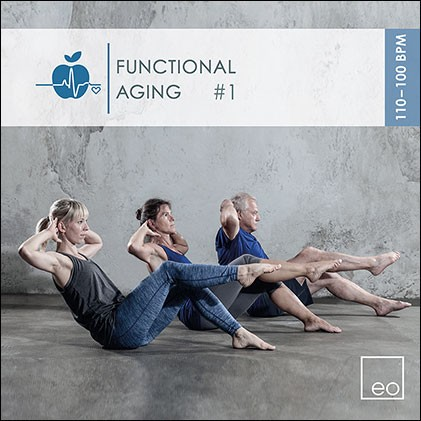 Functional Aging 1 - Musik-CD