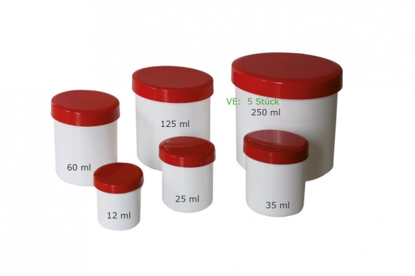 Salbendosen 250 ml